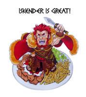 Iskender is Great!