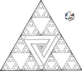 triangle whomp shirt by PAsuarez