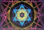 Metatron's Cube Cubed