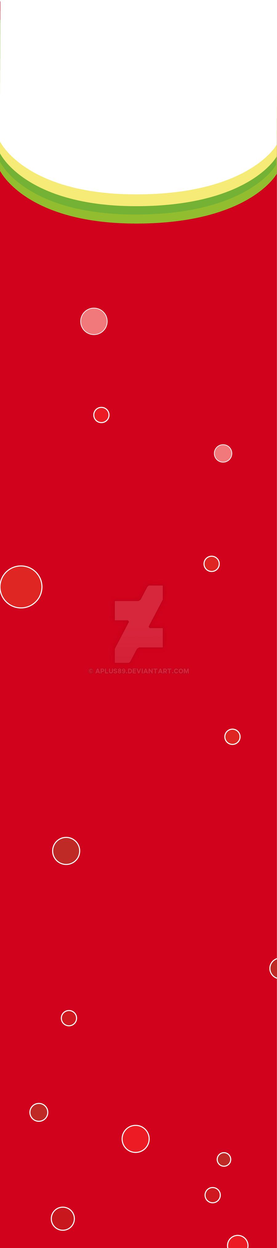 Vertical Banner Beverage (RED) by aplus89 on DeviantArt