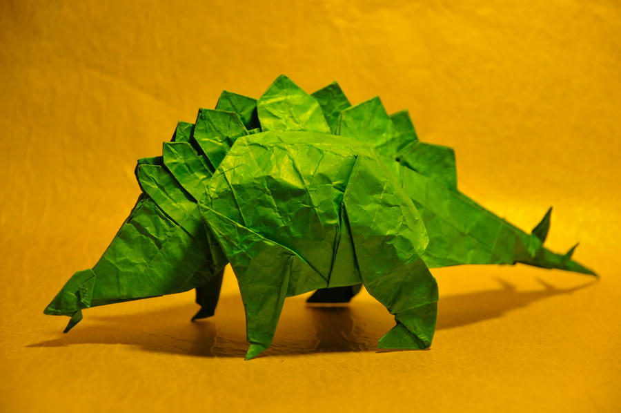 Stegosaurus by pejofar