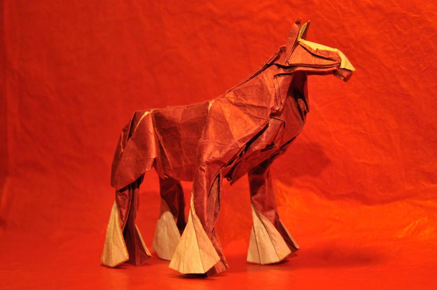 Clysdesdale Horse by pejofar