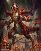 Xylaarion, The Shackled Queen