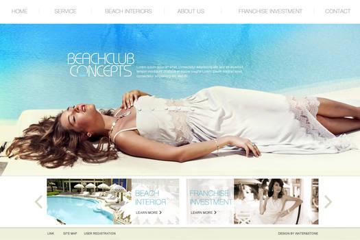 Beach Club Concept