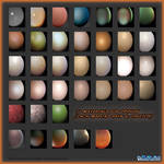 38 MATERIALS FOR ZBRUSH (PACK MATCAP SKIN)