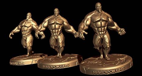 Trilogy Hulk (3) by HardPokers