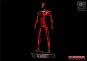 Spyborgman HP.5 (Hardpokers Concept) by HardPokers