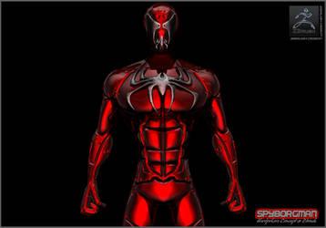 Spyborgman HP.2 (Hardpokers Concept) by HardPokers