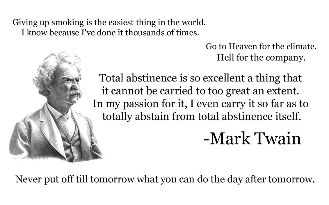 Mark Twain Quotes Mark Twain Quotescreate1Ders On Deviantart