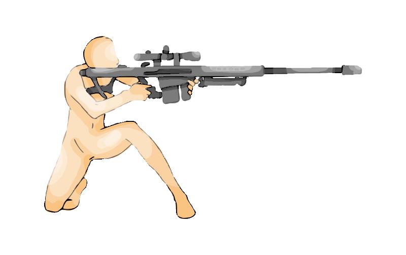 Gun Base 1 by Akiaria
