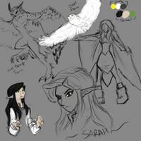 Sarah Doodles