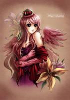 Queen Iris by OneFreeInternet