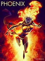 Dark Phoenix by OneFreeInternet