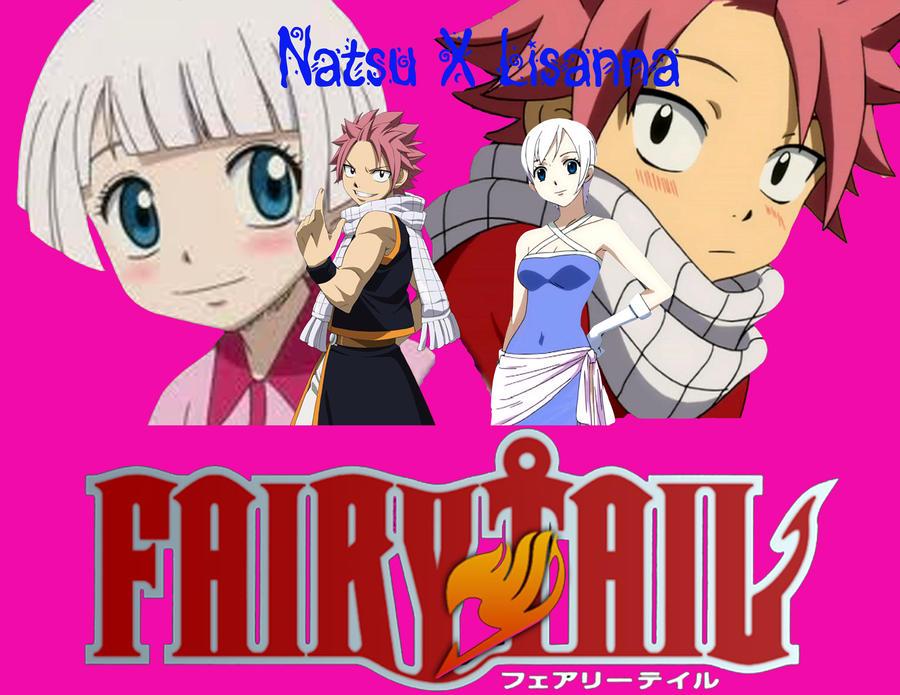 fairy tail natsu and lisanna kiss wwwpixsharkcom