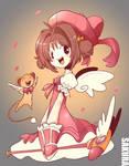 Sakura CardCaptor FanArt