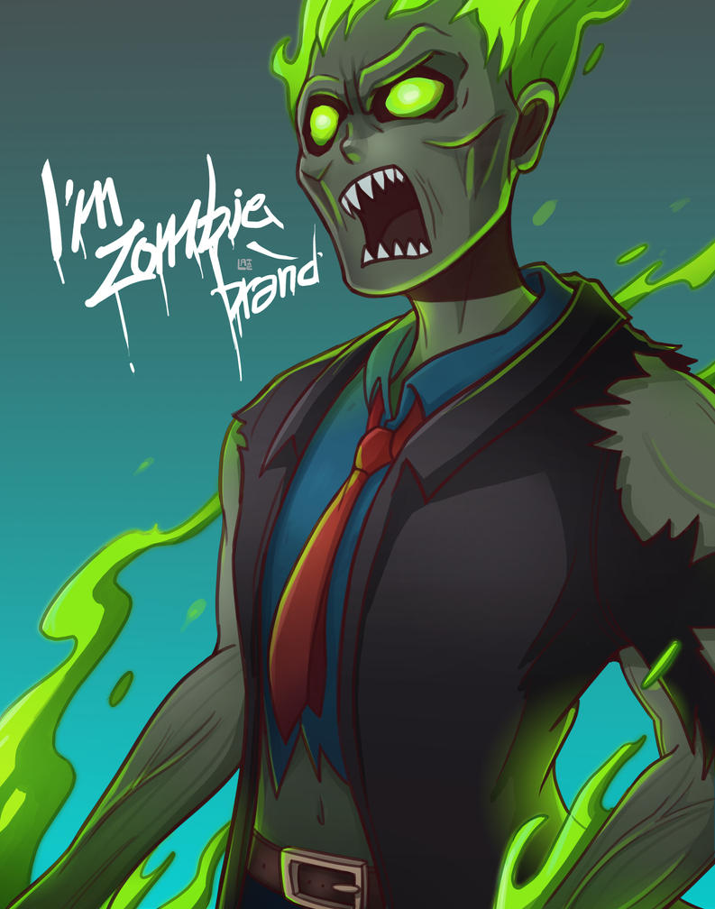 Brand Zombie by LataeDelan on DeviantArt