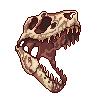 T-Rex Sprite by e-pona
