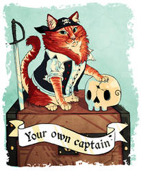 Your own Captain