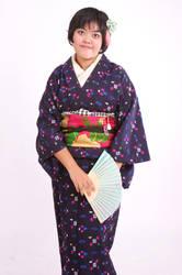 Me in kimono 2