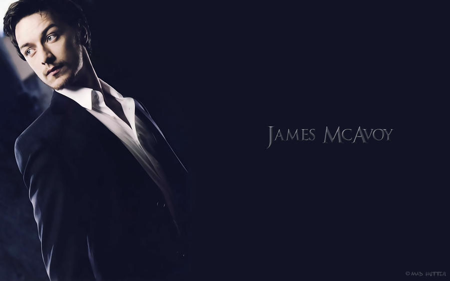 James McAvoy by madhutter