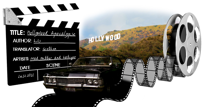 Hollywood Apocalypse - banner by madhutter