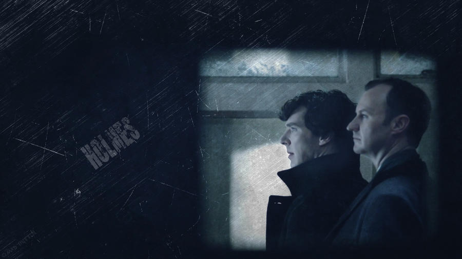 Holmes by madhutter