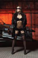 Model: Dasha Shutova by GLAMICON-NET