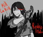 [fanart] Kill La Kill - Ryuko