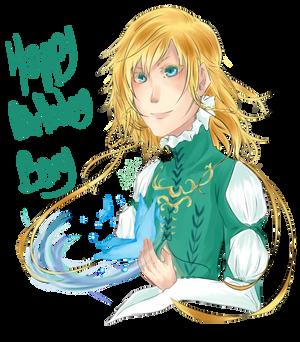 Happy Birthday Bory !