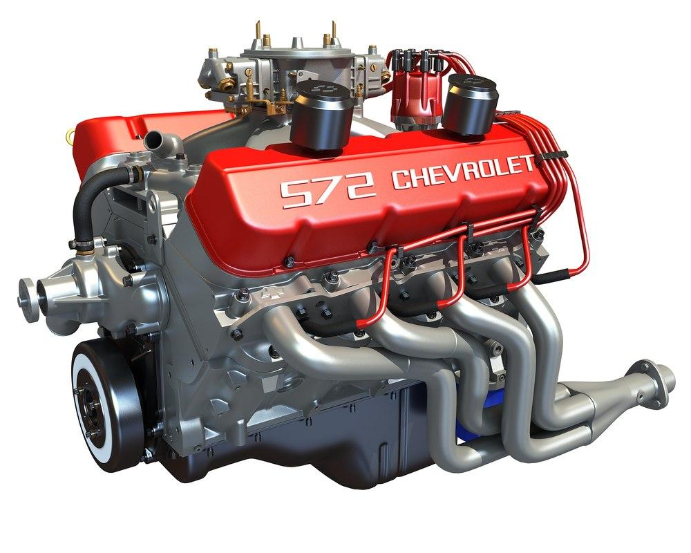Kelebihan Chevrolet 572 Spesifikasi
