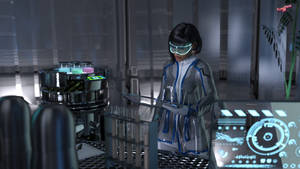 Sci Fi Project 01