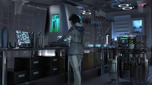 Sci Fi Project 02