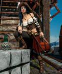 Captain Iona Blackwood