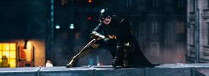 Gotham City night
