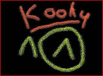 Shimmering Kooky