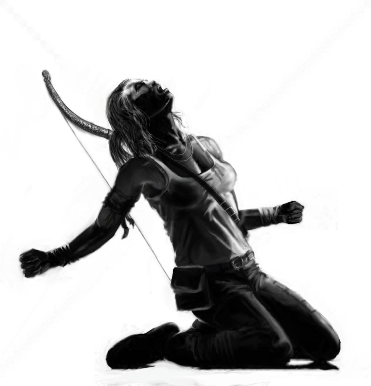 New Tomb Raider Wallpaper: Tomb Raider By NeDrawMas On DeviantArt