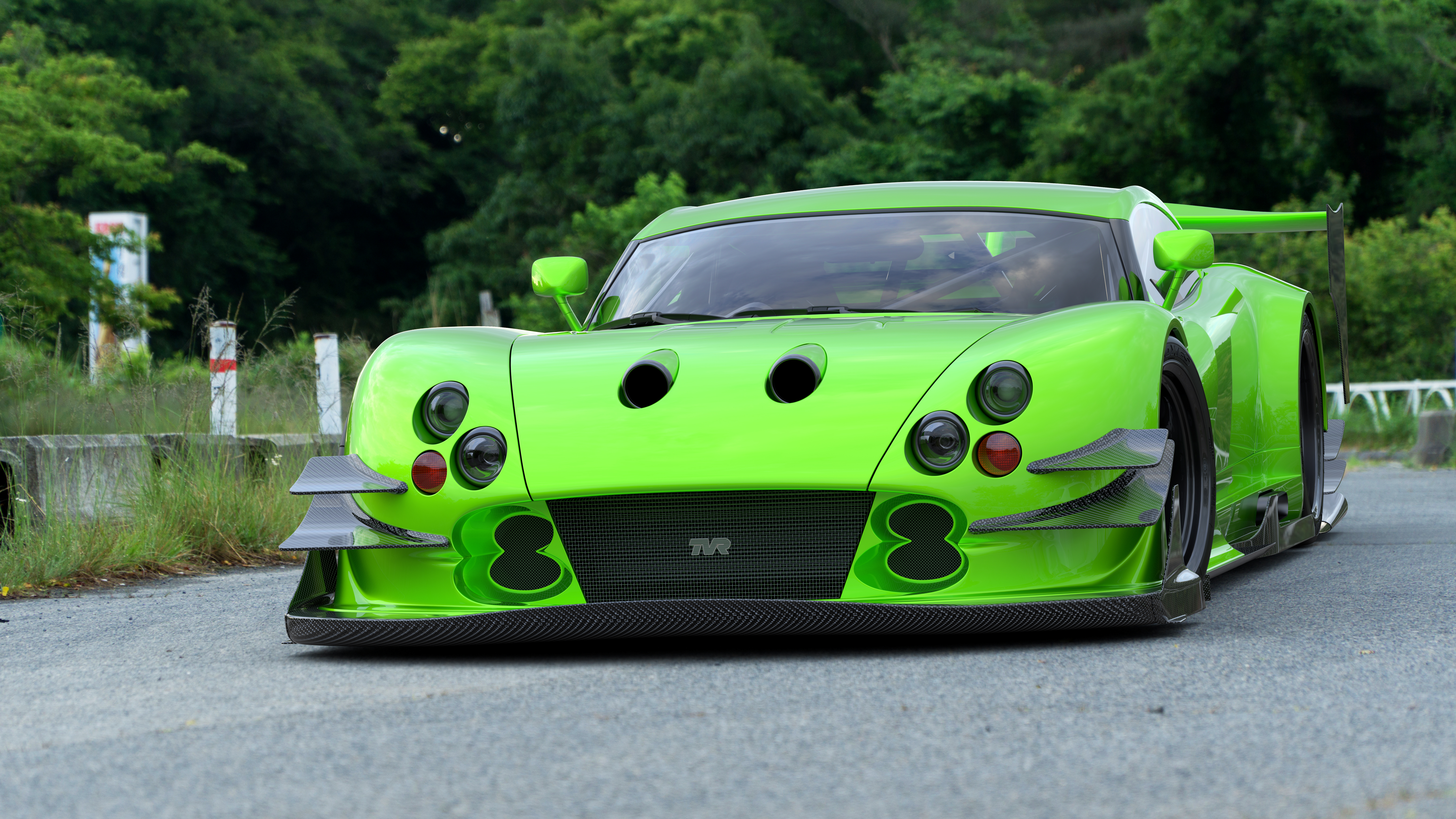TVR Cerbera Speed 12 by Shiroutsuri