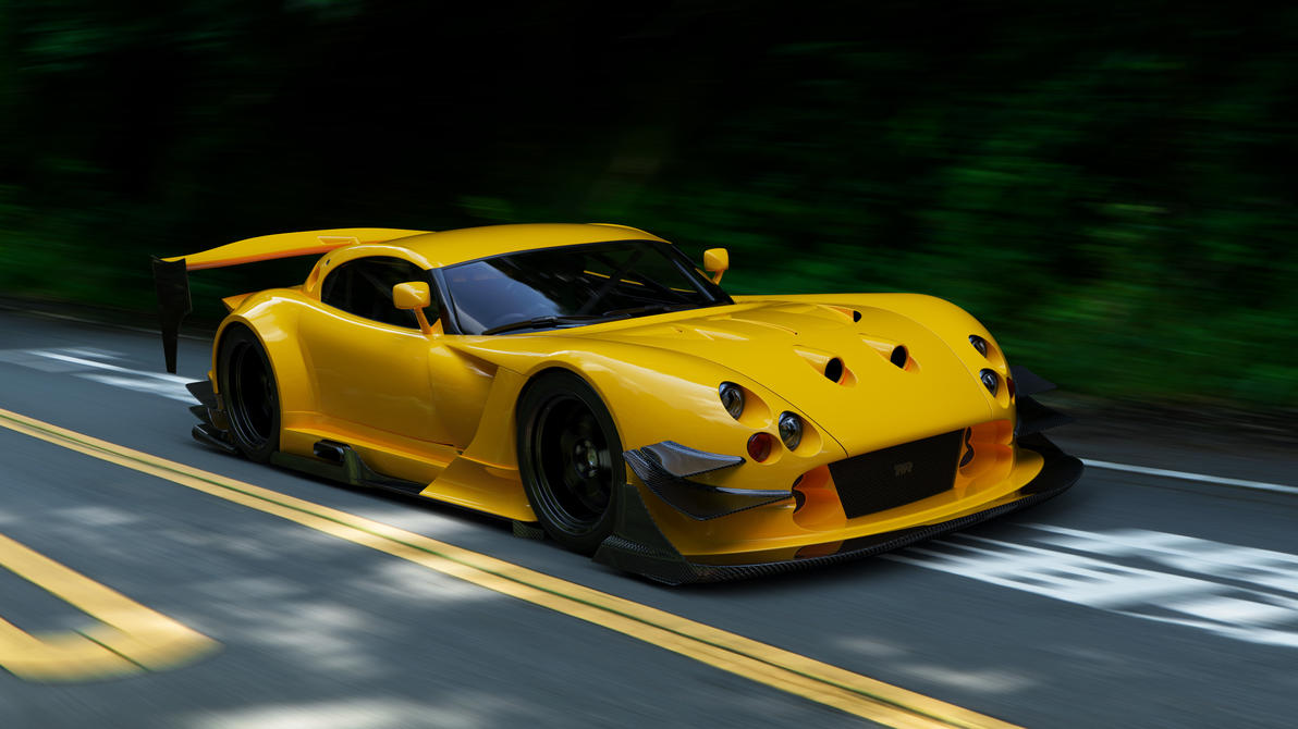 TVR Cerbera Speed 12 by Shiroutsuri