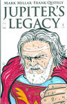 Jupiter's Legacy Sketch Cover by sedani