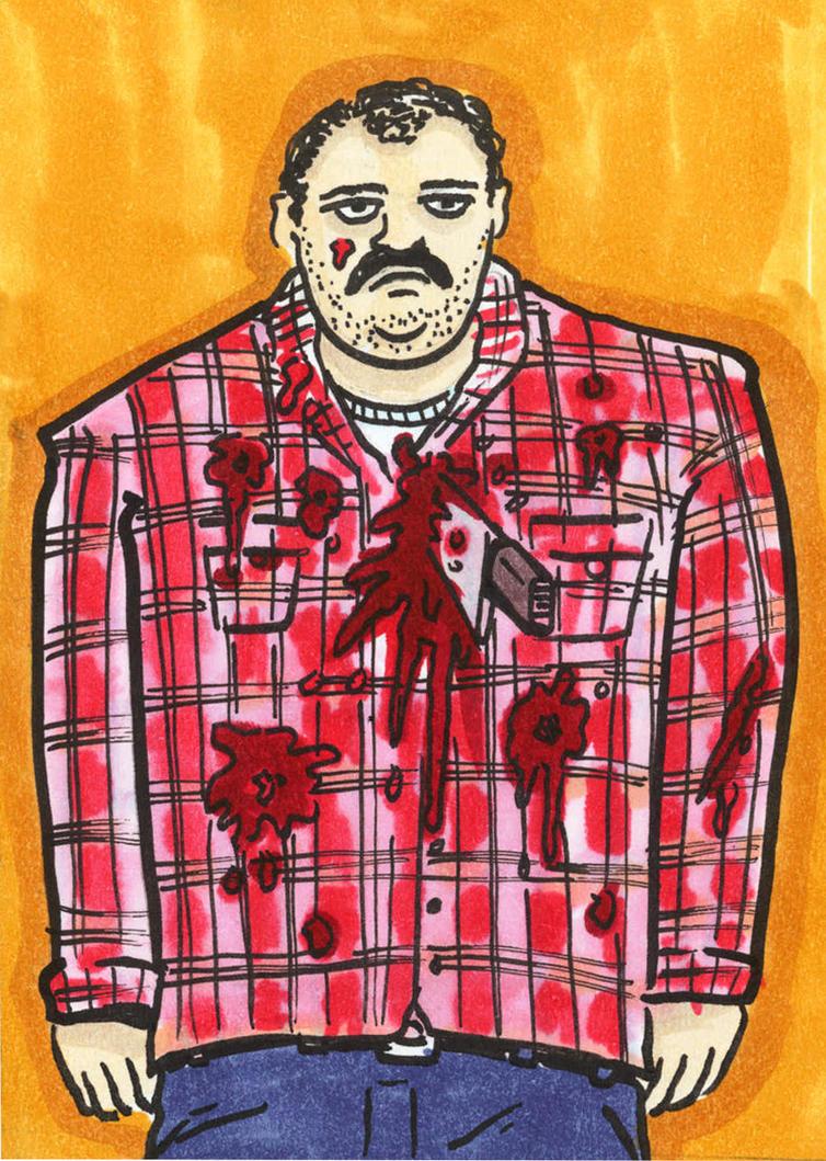 Sorority House Massacre 2 Orville Ketchum by sedani