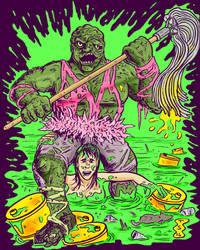 Toxic Avenger by sedani