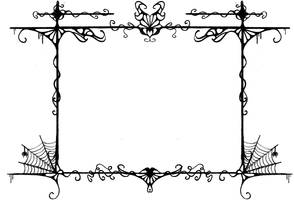 Frame by Blood-laced
