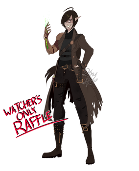 Humanoid Adopt - Watcher's Only Raffle [CLOSED]