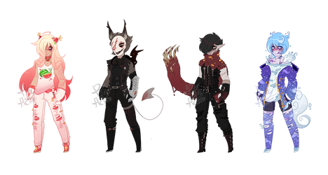 Humanoid Adopt Batch [2/4] - OPEN by PityAction