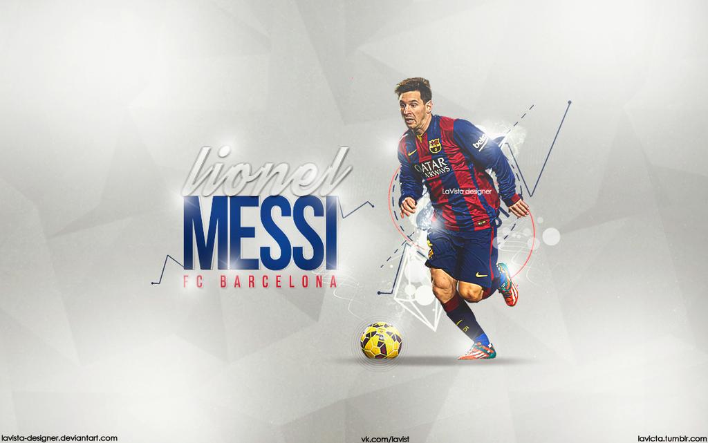 Lionel Messi 2015 By LaVista-Designer On DeviantArt