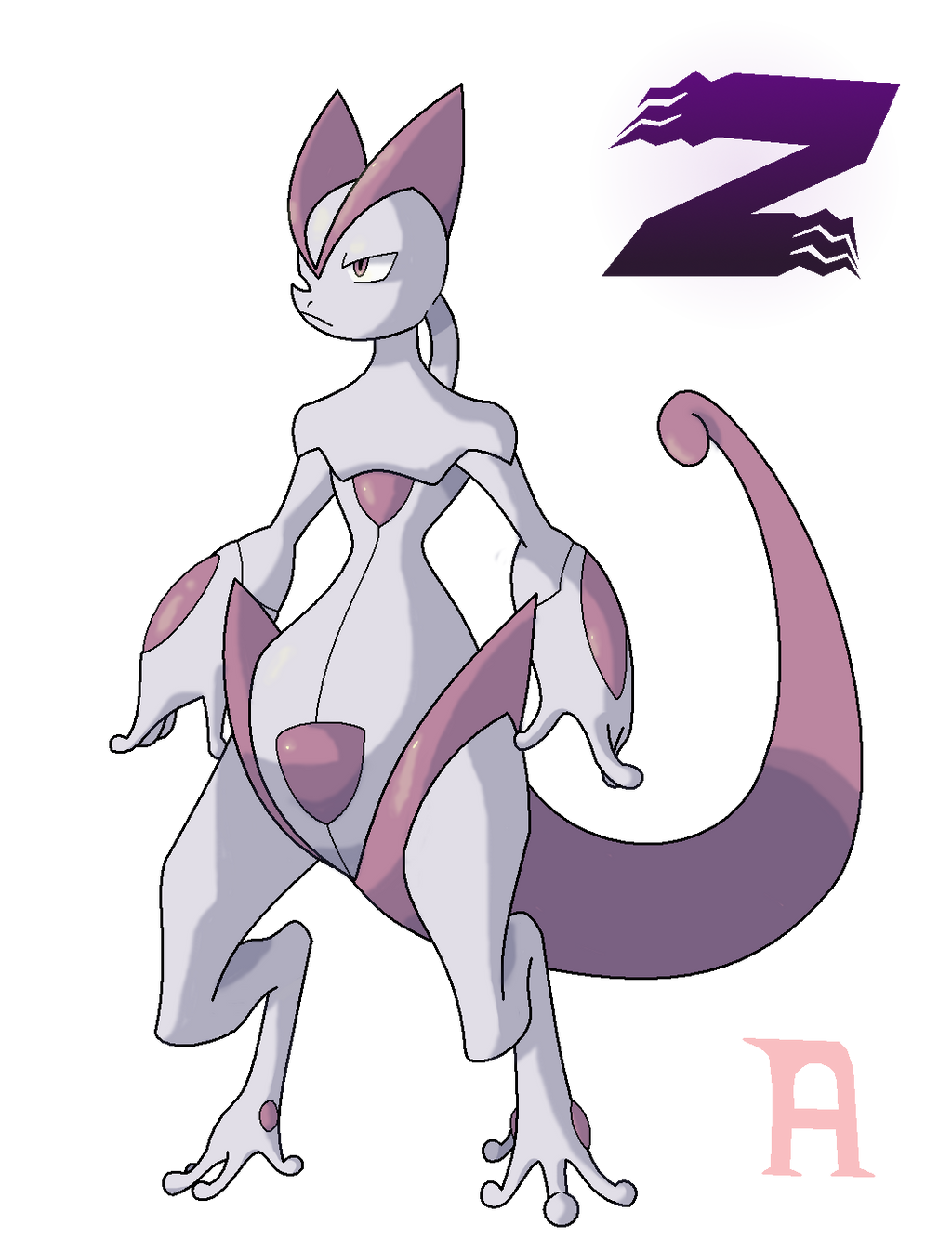 Pokemon Mega Mewtwo Z Images | Pokemon Images