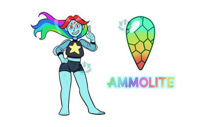 [C] - Ammolite by FloofHips