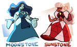 [A] - Moonstone and Sunstone (CLOSED)