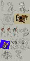 GP:.Sketch Dump II