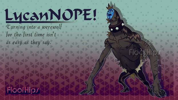 A:.LycanNOPE Auction (CLOSED)